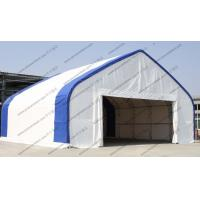 Quality Customized Aircraft Hangar Tent , Outdoor Airplane Tent For Temporary Army for sale