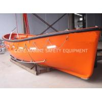 Quality open type rescue boat for 6 persons for sale