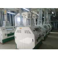 China 560kw Flour Mill Machinery 150T/D Compact Flour Mill for sale