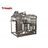 Quality Mango Pulp Food Processing Machinery Tunnel Cooling Type Sterilizer 15Kw for sale