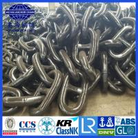 Quality Stud Link Anchor Chain With KR LR BV NK ABS cert.-Aohai Marine China Largest Factory with Military cert. for sale