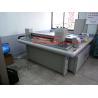 Buy cheap Custom-Made Furniture Cardboard Box Exclusive Design Sample Cutting Machine from wholesalers