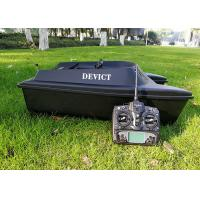 Quality Autopilot rc fishing boat with fish finder DEVC-300 black radio control for sale