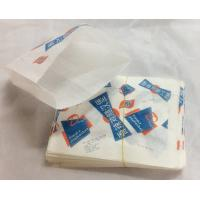 Buy cheap Good quality white kraft paper stand up snack bags from wholesalers