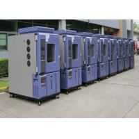 Quality Lab Environmental Climatic System Temperature Humidity Controlled Test Chamber for sale