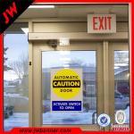 Best Customize Printed Die cut outdoor waterproof vinyl decal window stickers wholesale
