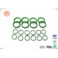 Quality Green Buna-n O Ring High Pressure Rubber Seal Oil Resistance For Machinary for sale