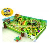 Buy cheap kids game soft play area adventure indoor playground equipment for mall from wholesalers