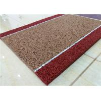 Heat Absorption EPDM Rubber Granules , Swimming Pools Wet Pour Rubber Granules