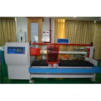 High Analysis Precision BOPP Tape Cutting Machine For Protective Films / Fabric