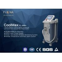 Apollomed Triple - Wave Diode Laser Hair Removal Machine With Automatic Alarm System