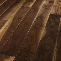 Quality walnut engineered flooring or parquet micro brushed and natural oiled or UV lacquered, americanblack walnut for sale