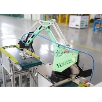 China Industrial Pick And Place Hand Manipulator 4 Axis Robot Arm for sale