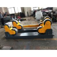 Quality Automatic Adjusting Pipe Welding Rotator Diameter 350-3500mm For 20 Ton Load for sale