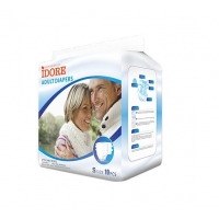 Quality Leaking Proof Adult Night Nappies for sale