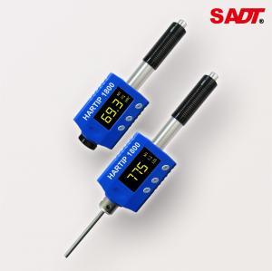 Quality Integrated Digital Portable Hardness Tester Hartip1800B High Contrast LED Display for sale
