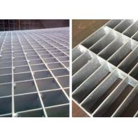Quality Heavy Duty Steel Grating Plate Catwalk Hot Dipped Galvanized Surface Treatment for sale