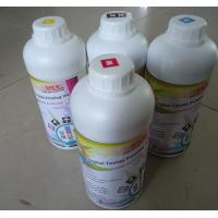 Best Epson Head Sublimation Printer Ink / Water Based Ink For Coated Materials wholesale
