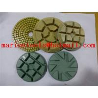 China Concrete Grinding Pads/Tools for Stone Floor Restoration on sale