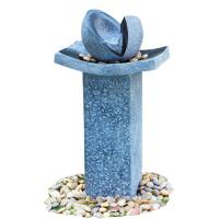 Best Natural Split Cast Stone Water Fountains With  Fiberglass / Resin Material wholesale