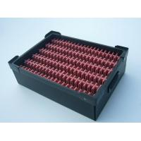 China Customized ESD Anti - Static Corrugated Plastic Trays with ISO9001 / SGS / RoHS on sale