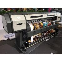 Quality Ultraprint Flex Banner Eco Solvent Printer 35 Square Meter / Hour for sale