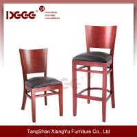 Quality DG-W0094 Cheap Used Commercial wooden Chairs for sale