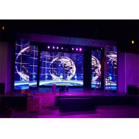 China Full Color HD LED Display Screen SMD3528 Indoor LED Video Display on sale