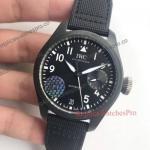 Quality IWC Big Pilot's Black Dial Watch IWC5002301 for sale