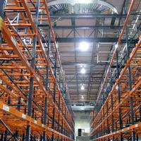 Quality Warehouse pallet racking system price for sale