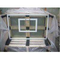Quality Toughened Glass Basketball Backboard 12mm for sale