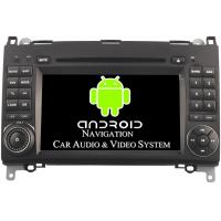 Quality Mirror Link B Class W245 Mercedes Benz DVD GPS 2006 - 2011 Built In Bluetooth for sale