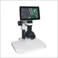 Quality Win 7 Objective lens 5.0 MP Zoom Video 2D / 3D Digital Microscopes / Microscope for sale