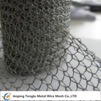 Quality Stainless Steel Knitted Wire Mesh |Single or Double Wire 1x2mm Hole/0.15mm for sale