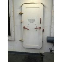 Quality Water Tight Marine Access Doors / Ship Access Door With Round Window for sale