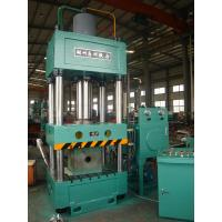 Home Appliance Hydraulic Deep Drawing Press Machine 200T Multiple Function