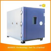 Buy cheap Combined Temperature Altitude Humidity Low Pressure Test Chamber With Air from wholesalers