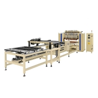 Quality Construction automatic 5-12mm reinforcing wire mesh welding machine for sale