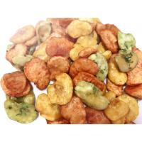 Buy cheap Seaweed Coated Mixed Flavors Fava Bean Chips Fried Crispy 10- 12kg / CTN from wholesalers