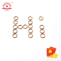Quality BCuP-2 Phosphorus Copper Brazing Rings for sale