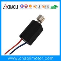 Quality Mini Coreless Vibrating Motor CL-0408-V For Electric Device And massager for sale