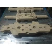 China Customized Aluminum Die Casting Cylinder Head Mold Sand Core High Strength on sale
