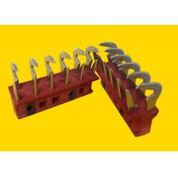 911323622 Projectile Guide Tooth Block, 6/6, hardening treatment of the guide tooth, red, black available, quality parts
