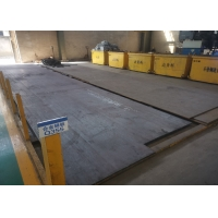 Quality Q345NQR Corten Alloy Steel Sheet Plate For Economizer Air Preheater for sale