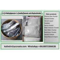Quality Pharmaceutical Intermidate Powder 4-[(4-Methylpiperazin-1-yl)methyl]benzoic acid dihydrochloride Cas 106261-49-8 for sale