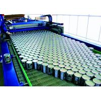 Quality Full Can Automatic Palletizer Machine , Container Palletizing SystemsISO Marked for sale
