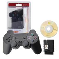 Quality 3 In 1 Bluetooth Playstation 3 Controller Wireless 2.4G Double AA Batteries Power for sale