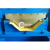 China 3 Phase Q235 0.8mm K Span Roll Forming Machine for sale