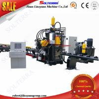 Buy Hot Selling CNC Angle Line Punching Marking Shearing Machine Made in China at wholesale prices