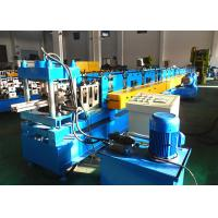 Buy Heavy Duty Upright Roll Forming Machine , Warehouse Storage System Rack Rolling Machine at wholesale prices